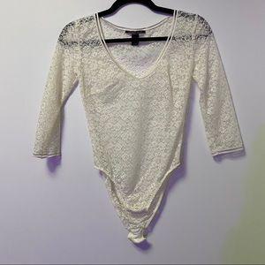 Lace bodysuit/lingerie